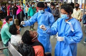 New record of 379,000 daily coronavirus cases in India