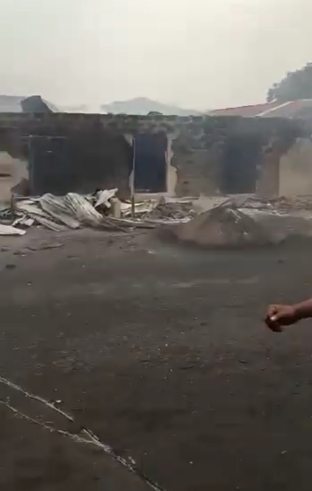 Numerous killed, over 100 houses destroyed in the explosion of the fuel tank Agatha in Benue