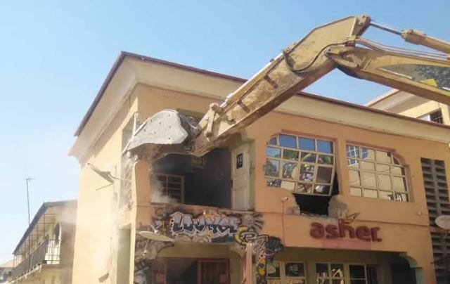 'I'm hungry, I need help,' owner of demolished sex party hotel cries out