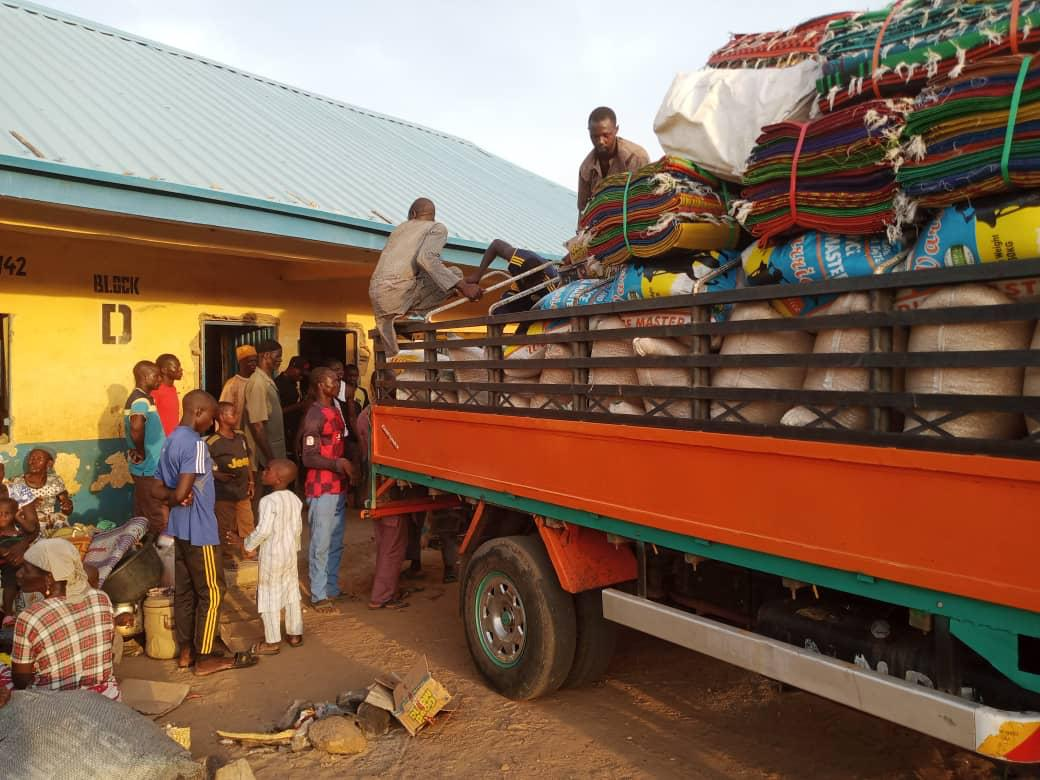 Niger State Government relocates IDPs