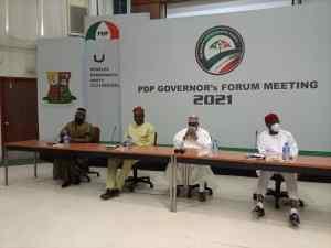 Devolution of Power: PDP govs seek constitutional amendment