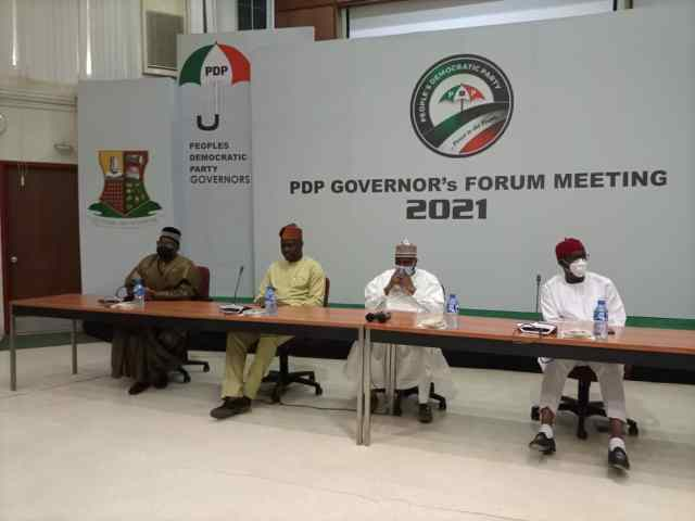 Devolution of Power: PDP govs seek constitutional amendment