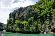 THE PHILIPPINES – A BACKPACKER'S GUIDE - Surreal cliffs