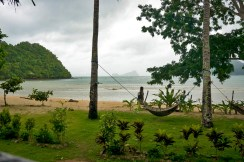 THE PHILIPPINES – A BACKPACKER'S GUIDE - The view from my bungalow