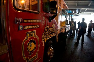 THE CHAIRMAN TRUCK – SAN FRANCISCO, CA – USA - Another line another day