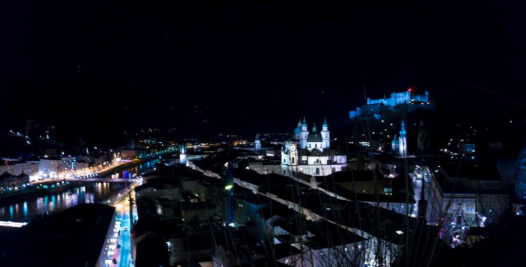 M32 - Salzburg - View from the terrasse
