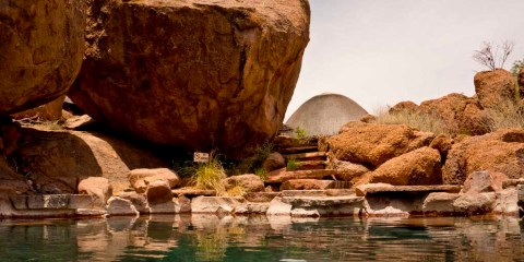 Mowani Mountain Camp, Namibia