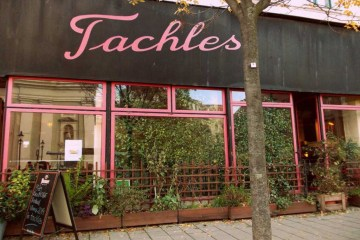 Cafe Tachles, Vienna