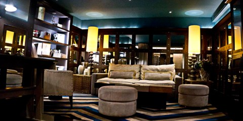 Hotel Therese Lobby