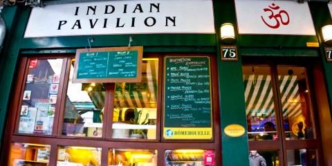 Indian Pavilion