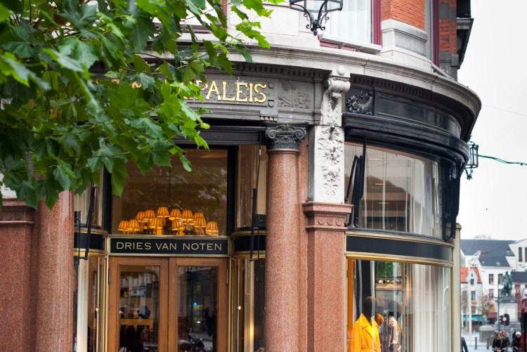 Fashion Shopping Antwerp