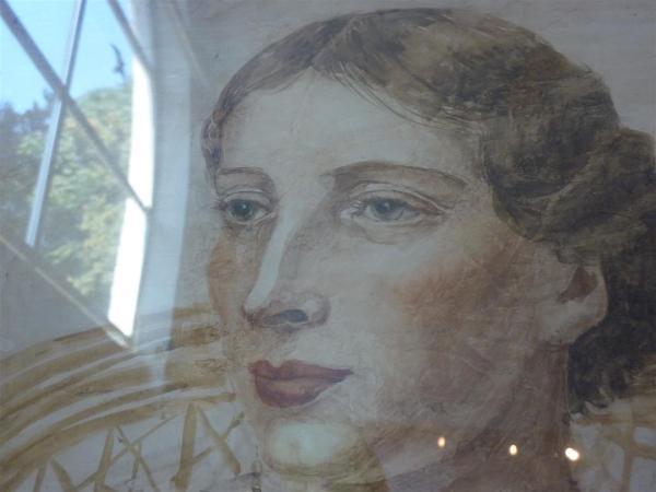 Joep Nicolas, Portret van de vrouw van Max Weiss.