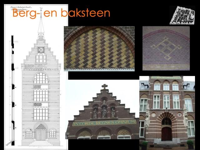 Grootseminarie Bovendonk te Hoeven van Pierre J.H. Cuypers, Joseph Th.J. Cuypers en Pierre J.J.M. Cuypers (1897-1906; 1922-1923). Collage bvhh.nu 2008.