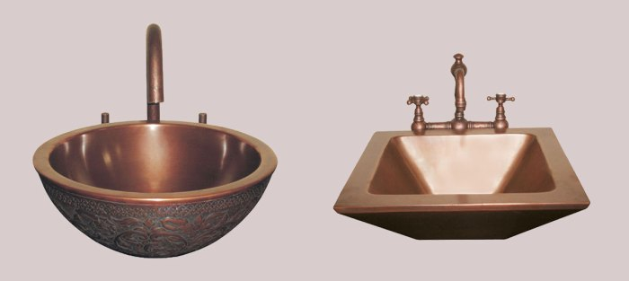 Benefits of Copper Sinks