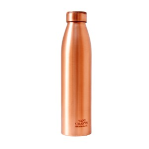 Copper Bottle Plain 06