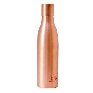Copper Bottle Plain 07