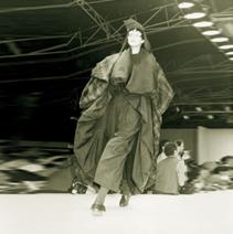YOHJI YAMAMOTO OVERSIZED COAT, 1984