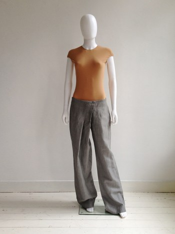 Maison Martin Margiela nude body — spring 2012