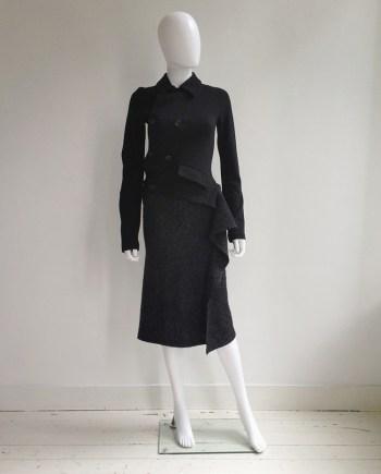 Comme des garcons back twisted jacket - AD 2006 model2