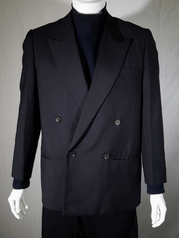 L.Q. Y's for men double breasted blazer