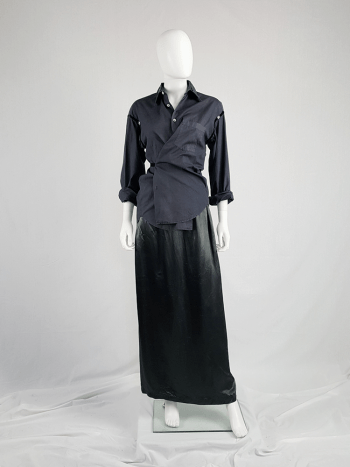 Maison Martin Margiela grey reproduction of an underskirt — fall 1995