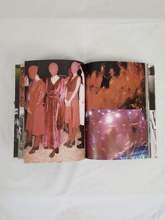 vintage Maison Martin Margiela 13 STREET book special edition volumes 1 and 2 november 1999 110244