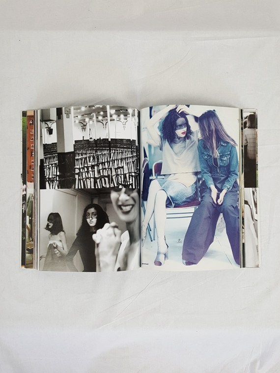 vintage Maison Martin Margiela 13 STREET book special edition volumes 1 and 2 november 1999 110302