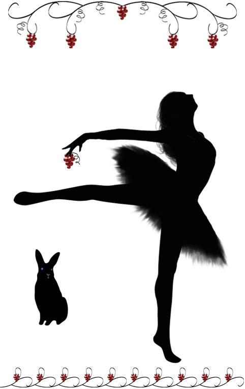 バレエが好き4
