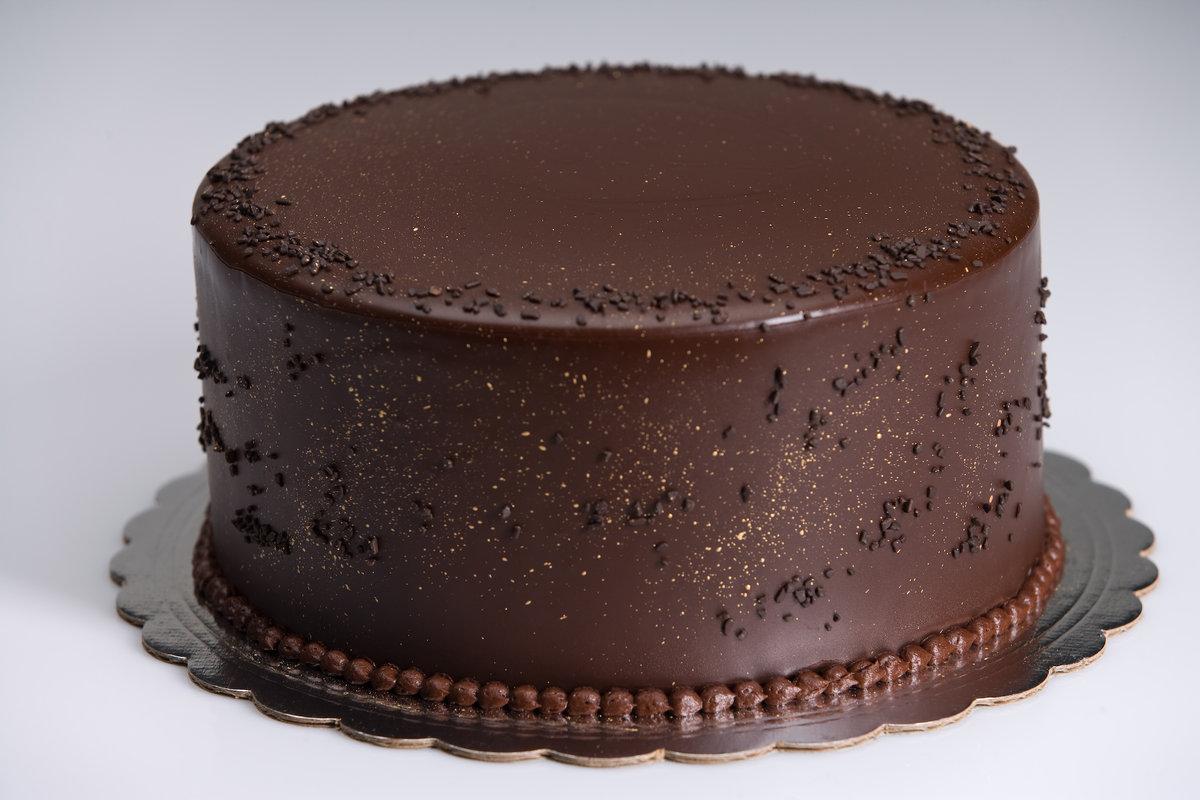 Vanilla Bake Shop Chocolate Truffle