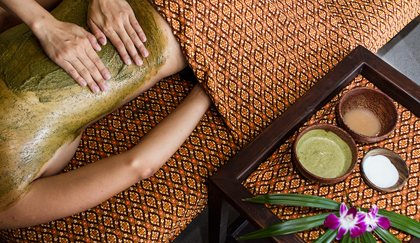 Kamalaya wellness treatments