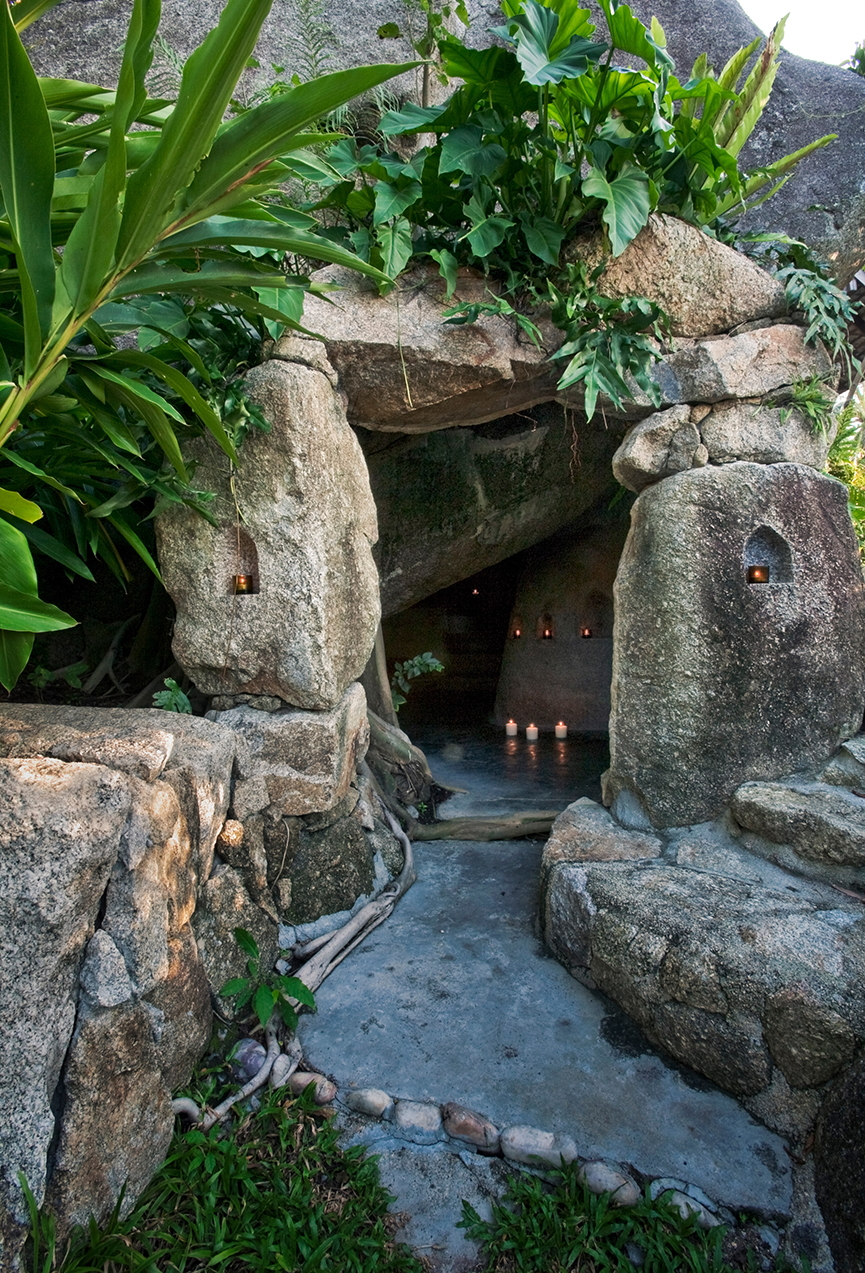 Kamalaya Monks Cave