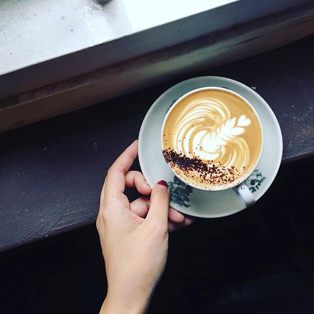 Fantastic coffee. Image from Instagram @dappercoffee