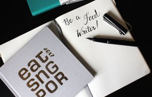 Be a Food Writer!