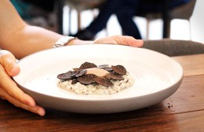 Chef's Table risotto
