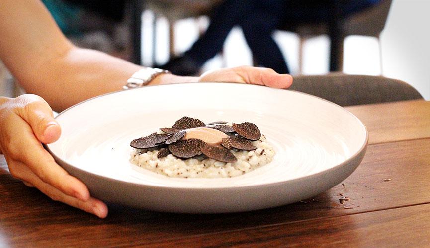 Chef's Table risotto