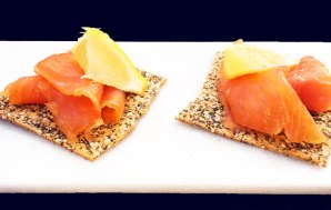 Gravlax, One of our Favourite, Easy, Swedish Dishes