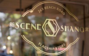 Oriental Design with Modern Flair – Scene Shang