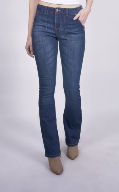 de3c826b74f Bootcut - Vanilla Star Jeans