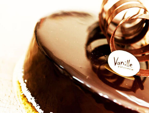 Authentic French Pastries Desserts And Cakes Vanille
