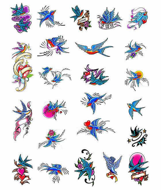 Bluebird tattoo design ideas