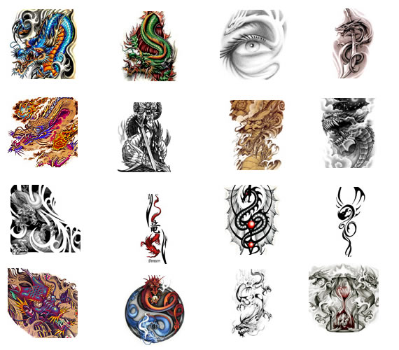 know what the other wants to get the greatest dragon tattoo possible.