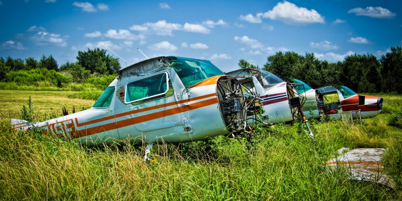 The Flying Tiger Airport & Flight Museum in Paris, Texas–Closed