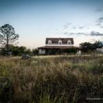 Abandoned Farm House Near Decatur, Texas