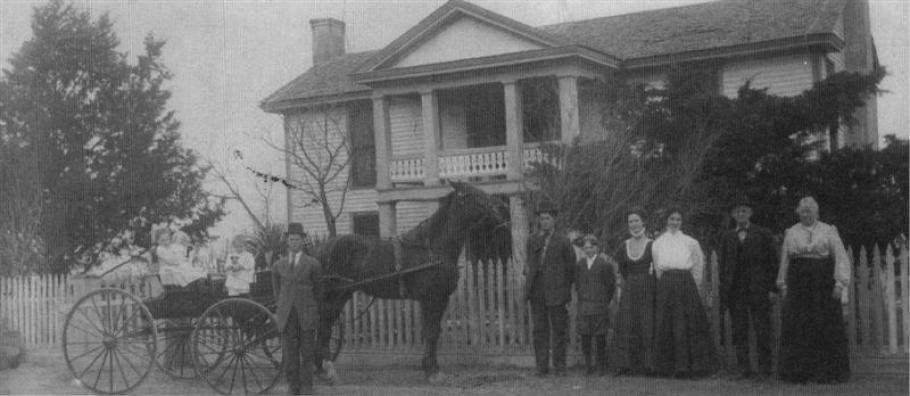 The Old Wheeler House