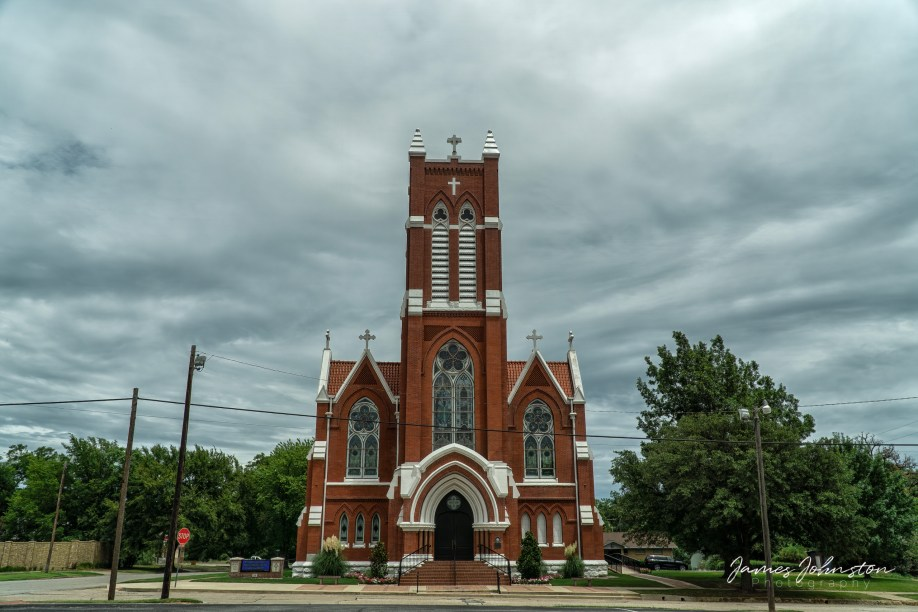 St. Patrick's Catholic Church in Denison, Texas