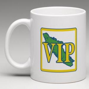 VIP Mug Front