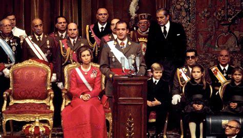 Solemne proclamacion del Rey Juan Carlos 1975