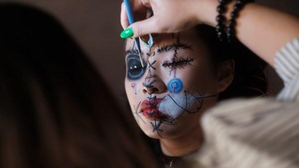 Maquillaje para Halloween