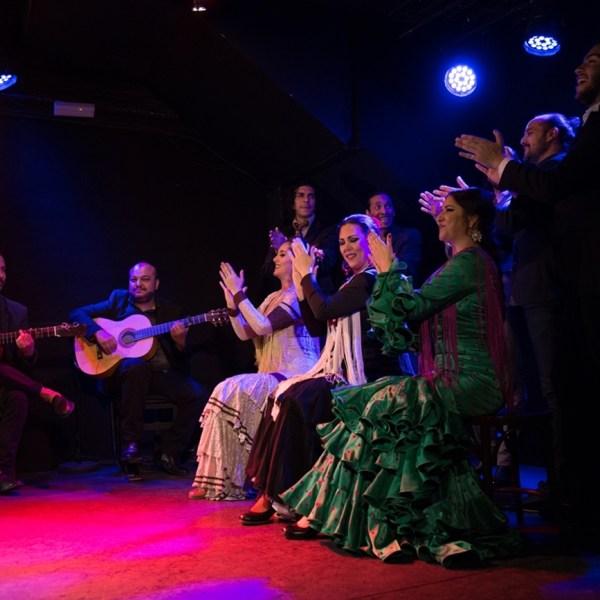 Vuelve uno de los grandes del flamenco: Reapertura del Tablao Cardamomo