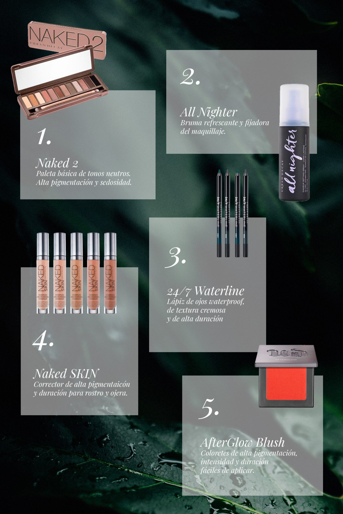 productos urban decay favoritos black friday